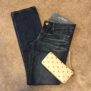 👖Gap 1969 Real Straight Jeans 👖
